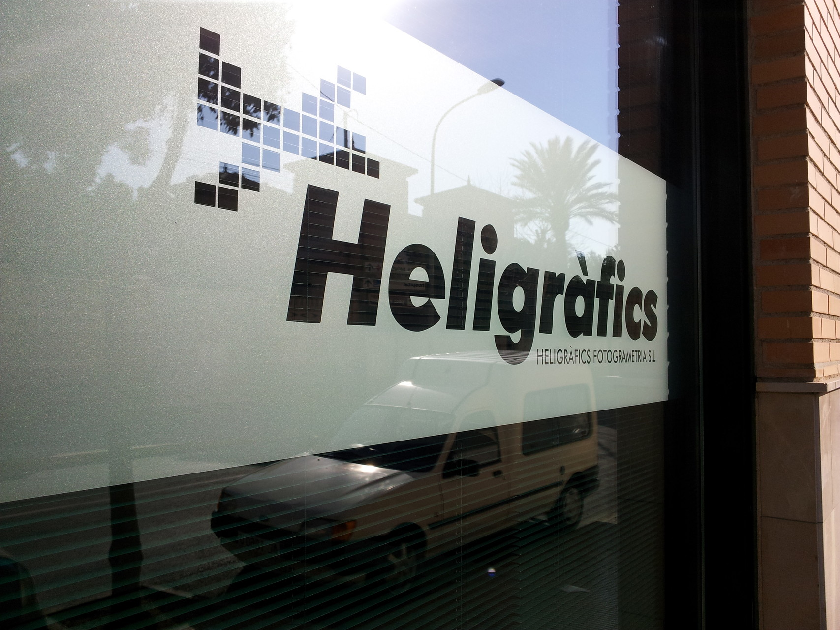 Heligràfics headquarters, photogrammetry, LIDAR and applied systems